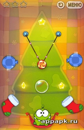 Cut the Rope: Holiday Gift андроид